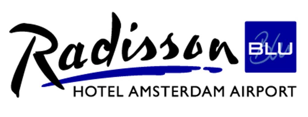 Radisson Blu Hotel Amsterdam Airport logo