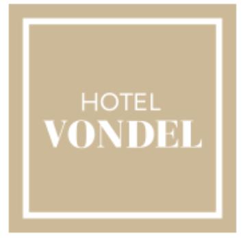 Hotel Vondel logo