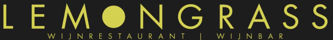Lemongrass Wijnrestaurant-Wijnbar logo